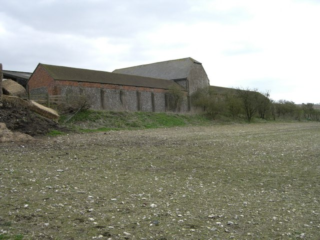 Ditchling New Barn