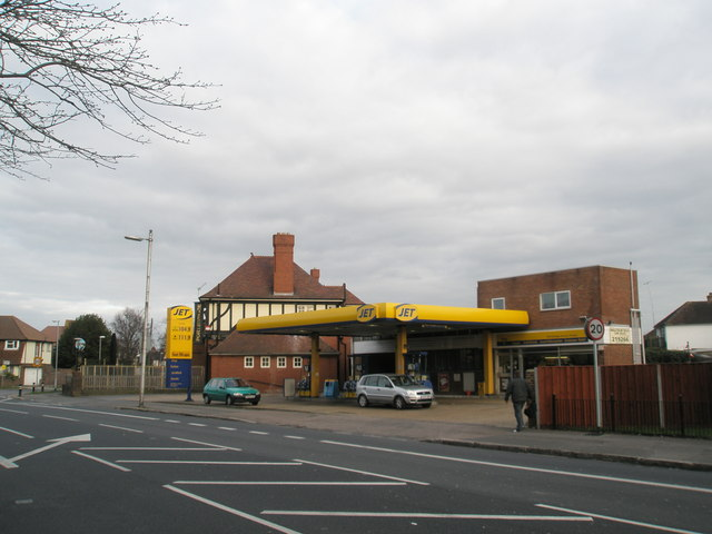 Jet Garage near The Portsbridge Cosham