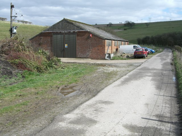 Ditchling, shed