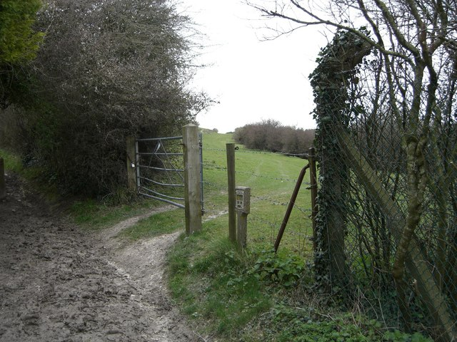 Pyecombe, Nore track and turnpike