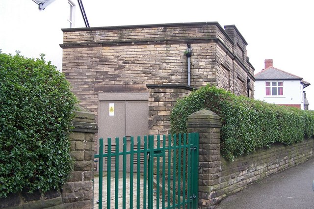 Electricity Sub-Station on Far Lane, Hillsborough