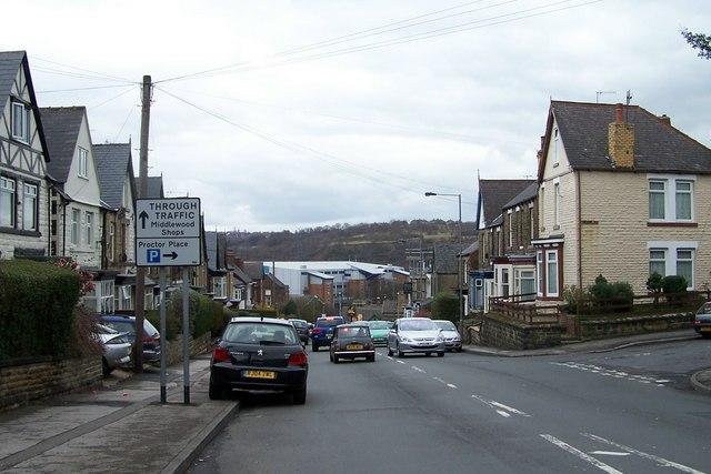 Wadsley Lane, Hillsborough