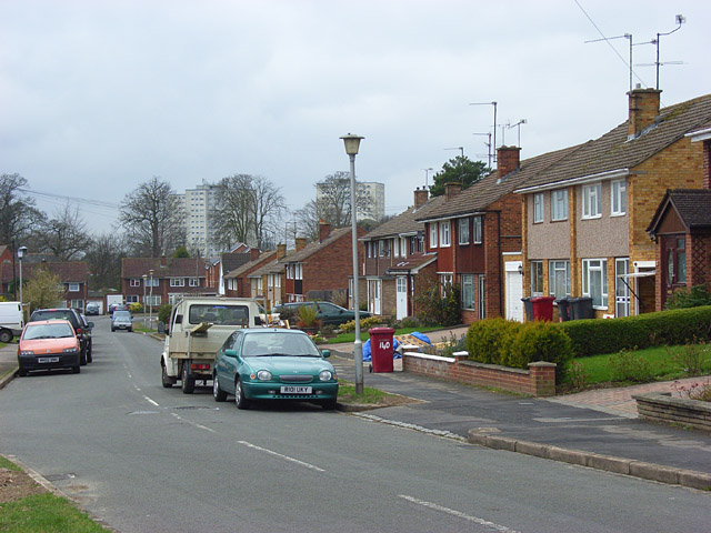 St Saviour's Road, Reading