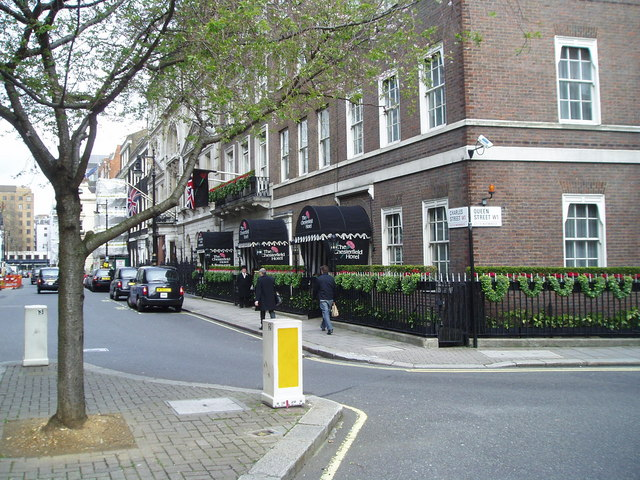 The Chesterfield Hotel, Charles Street, Mayfair