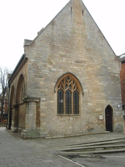Cromwell Museum, Huntingdon