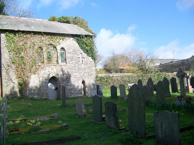 Churchyard, St John the Baptist Church, East Down