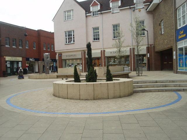 St Benedicts Court, Huntingdon
