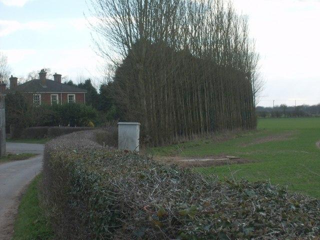 Wrottesley Lodge Farm