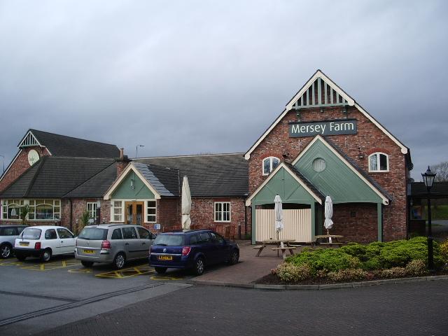 The Mersey Farm, Carrington Lane, Ashton upon Mersey