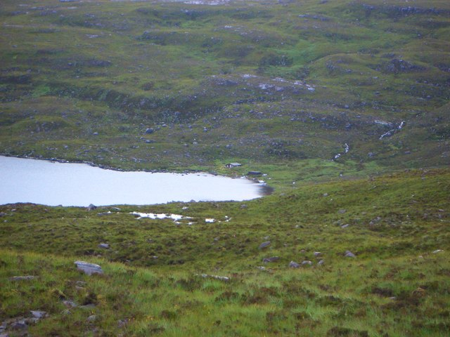 South-eastern end of Loch Lundie