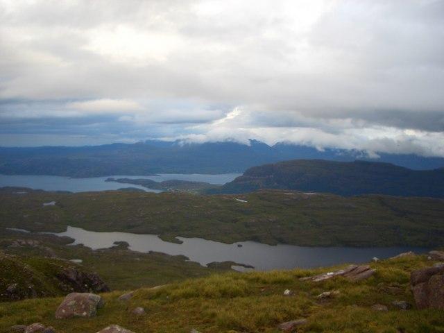 North-western end of Loch Lundie