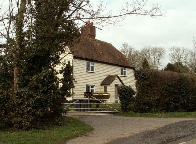 The farmhouse at Brook Farm
