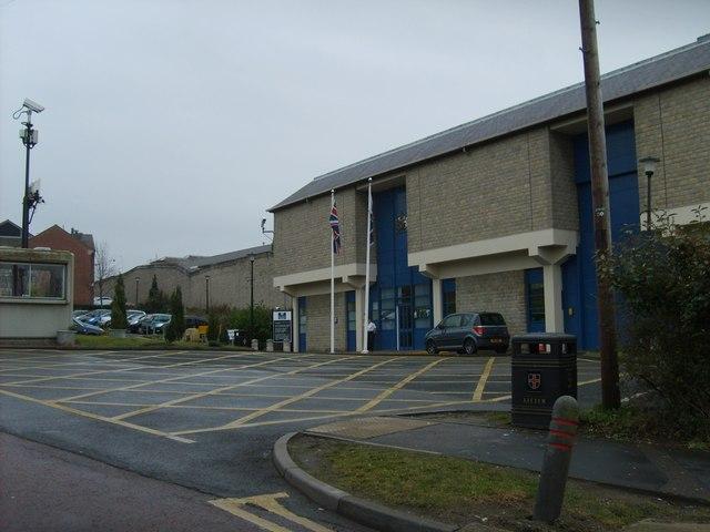 Durham Jail