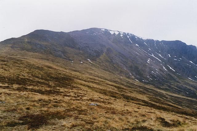 Coire Riabhach of Mullach nan Coirean
