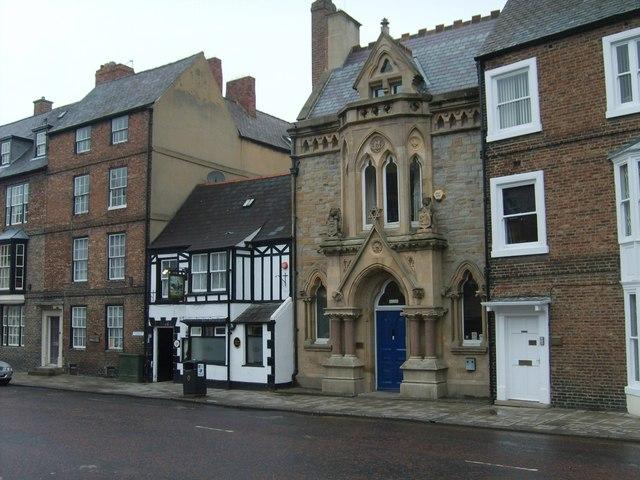 Durham Masonic Hall