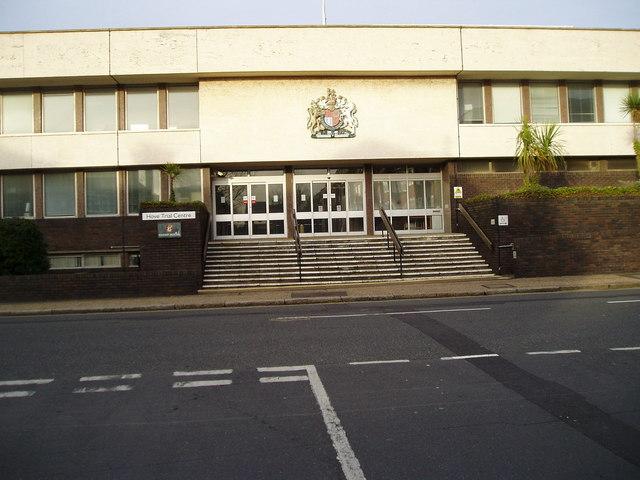 Hove Trial Centre, Lansdowne Road