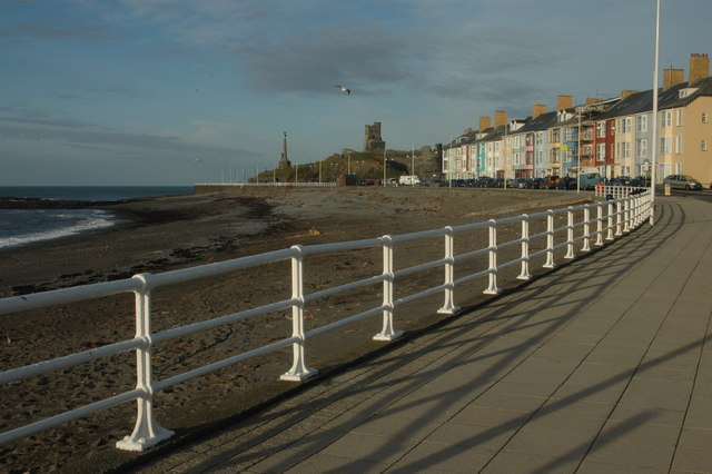 Castle & Seafront South, Aberystwyth