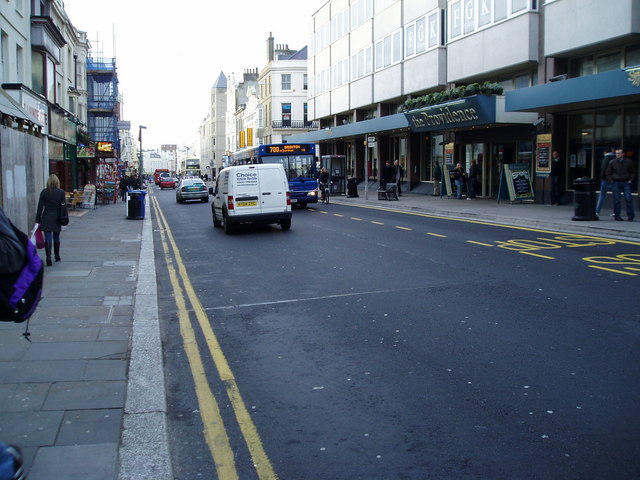 The Monarch's Way on Western Road
