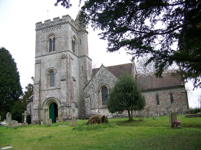 St Peter's Church, Swallowcliffe