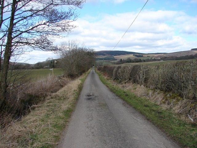 Boreland Lane, Caulkerbush