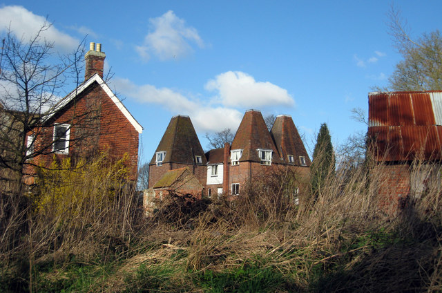 Hobb's Farm Oast, Hobbs Lane, Beckley