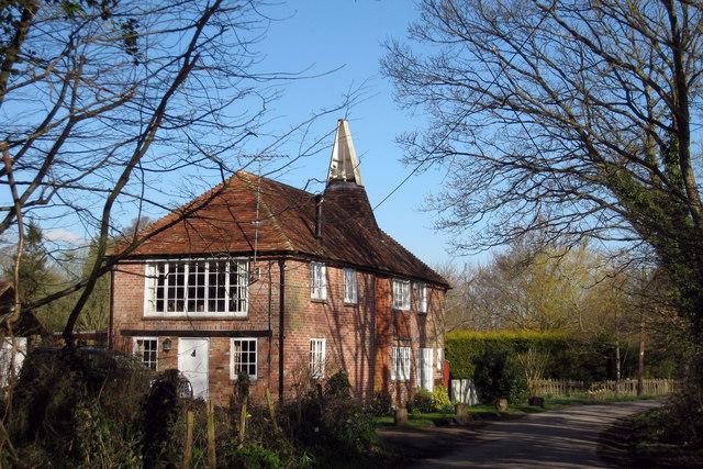The Oast House, Hope Farm, Hobbs Lane, Beckley