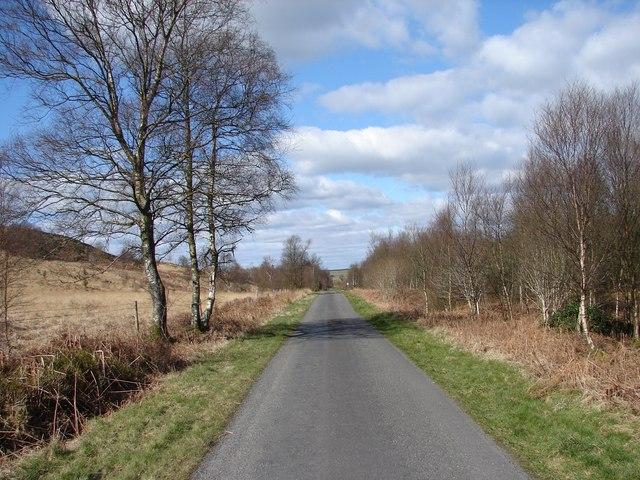 Auchenskeoch - Bargrug lane