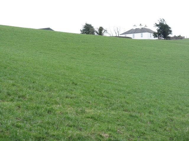 Meikle Firthhead farm