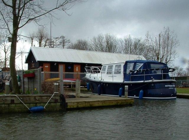 Sea Scouts Headquarters, Hobro's Dyke, Brundall