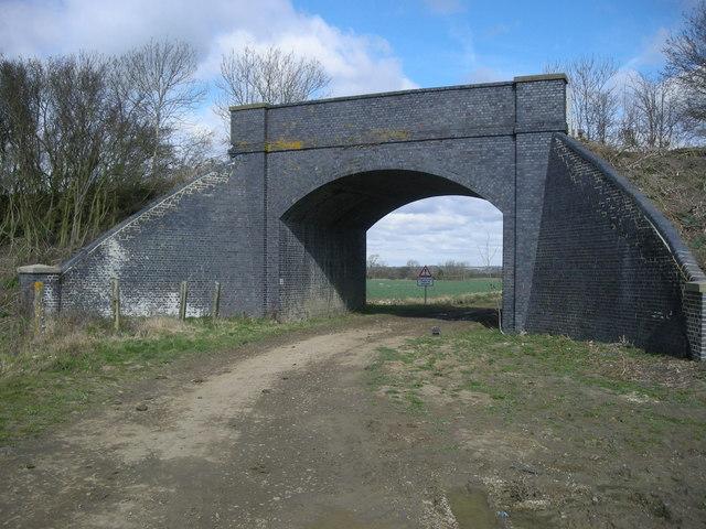 Sawbridge-Disused Railway