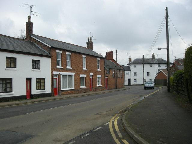 Long Buckby-High Street