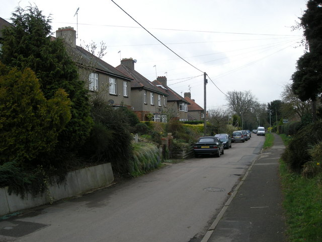 Long Buckby-Brington Road