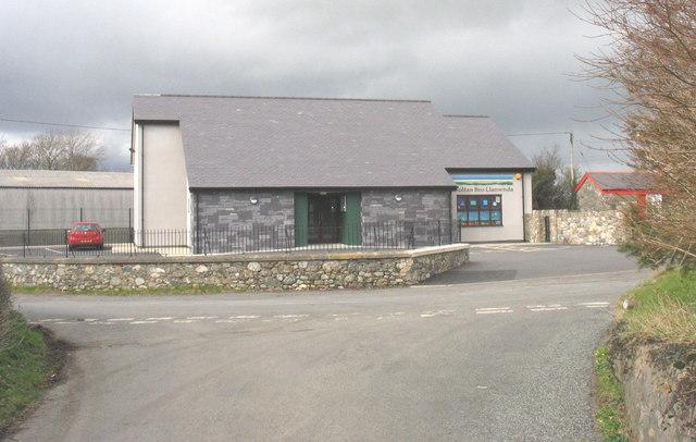 Canolfan Bro Llanwnda - Llanwnda Community Centre