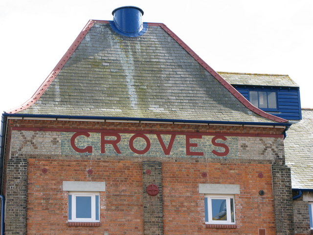 The Maltings of John Groves Brewery