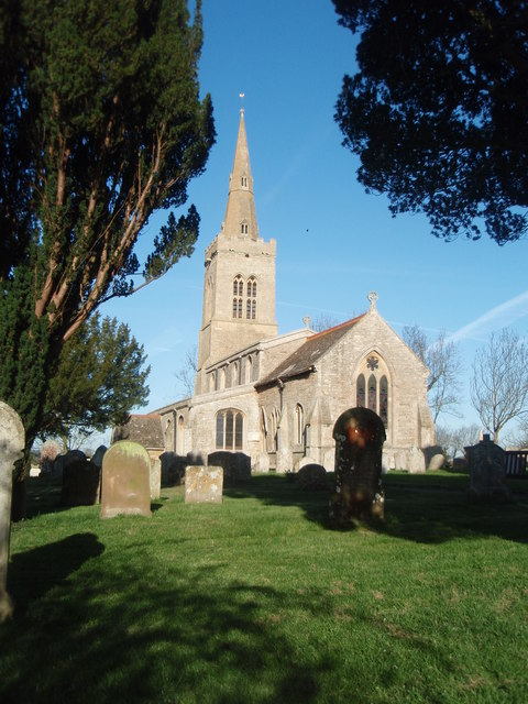 St Michael's between the Yew Trees