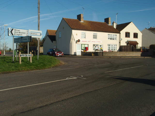 Shop & Post Office, Great Gidding