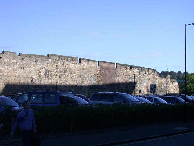 Town walls, Orchard Street