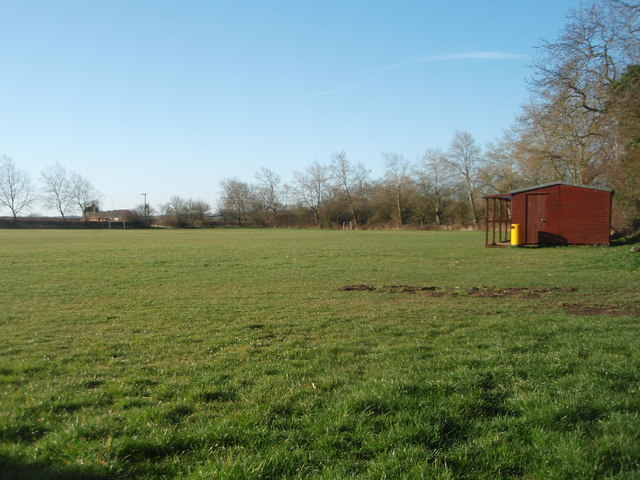 Recreation Field, Great Gidding