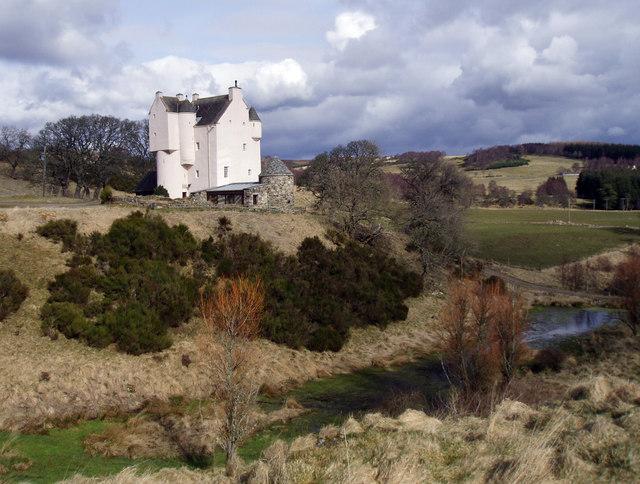 Muckrach Castle