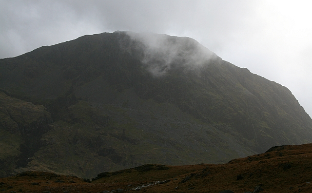 Lingmell Seen From Styhead