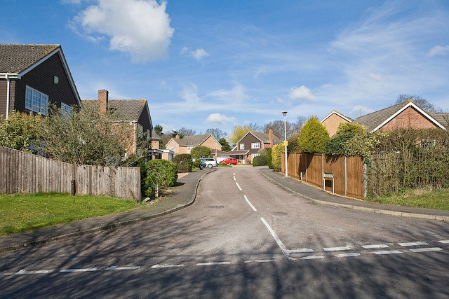 Reeves Close, Buttons Lane, West Wellow