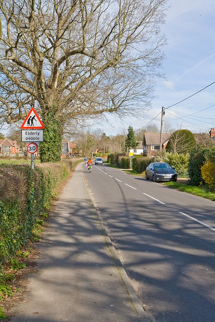 Lower Common Road, West Wellow