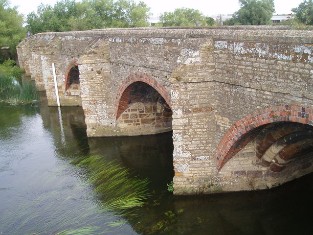 The Old Bridge, Irthlingborough