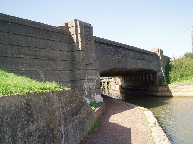 Road Bridge over the Canal