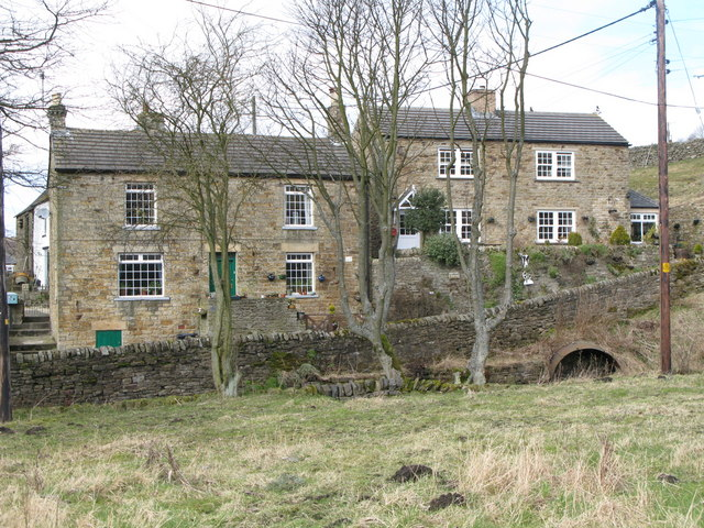 Cottages in Rookhope