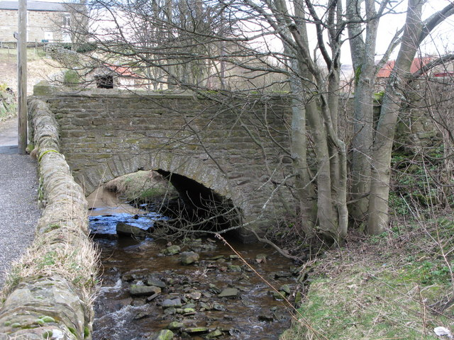 Bridge over Bolt's Burn