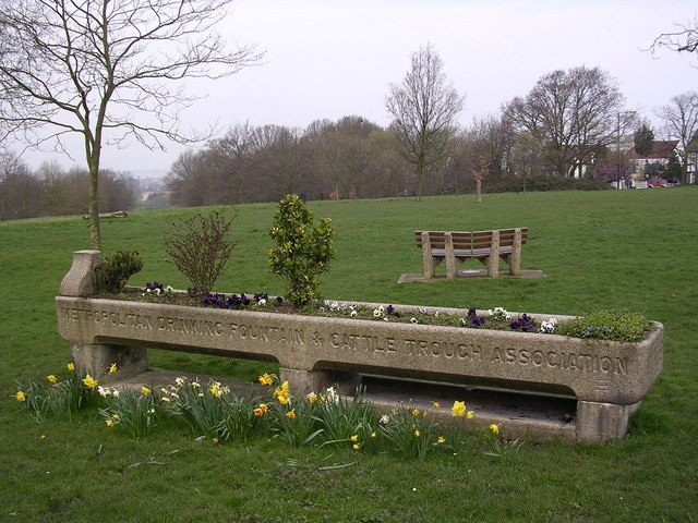 Cattle Trough, Streatham Common