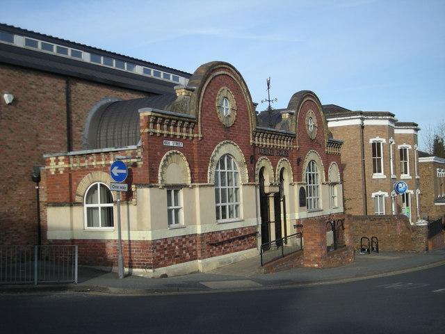 Jubilee House, High St, Madeley