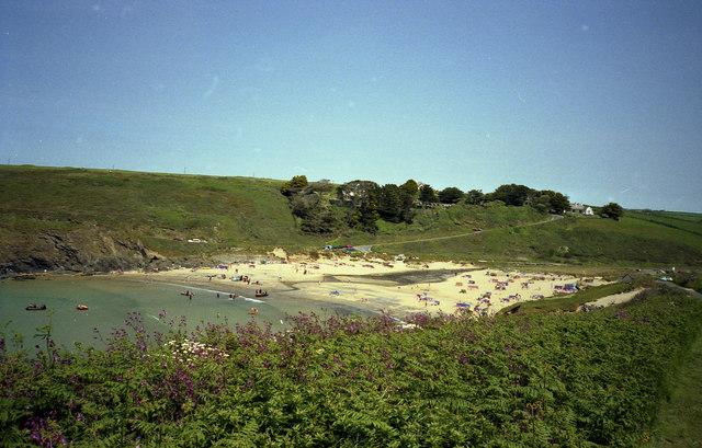Poldhu Beach, Cornwall