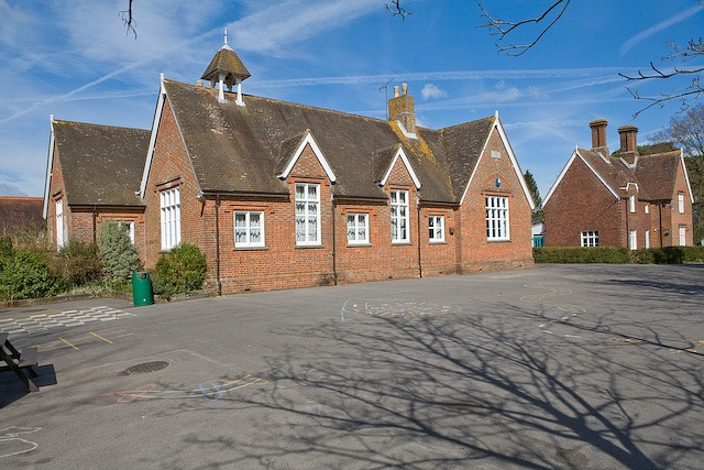 Wellow Primary School (part of)
